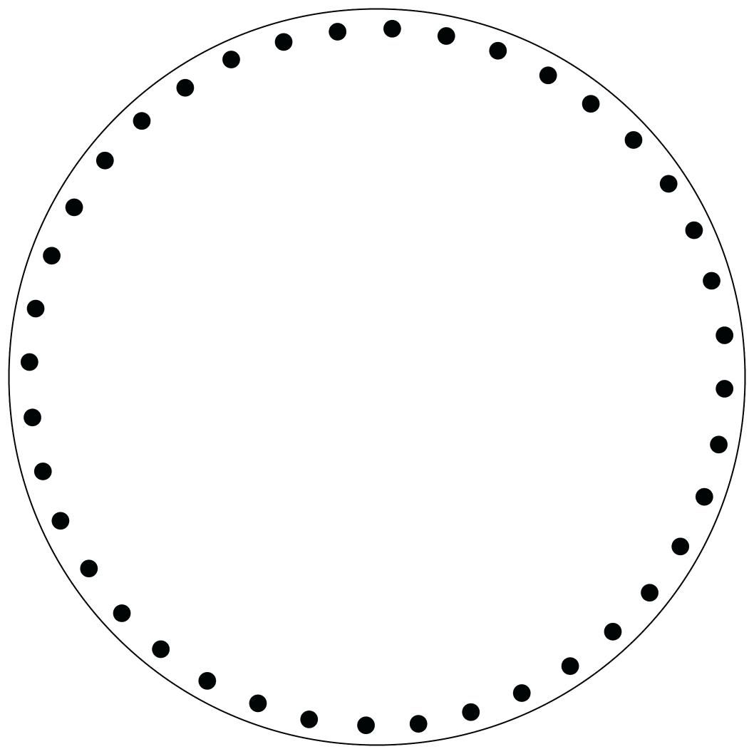 printable string art templates circle
