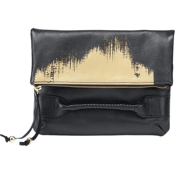 Nixon Tribunal Clutch 55 Liked On Polyvore Featuring Bags Handbags Clutches