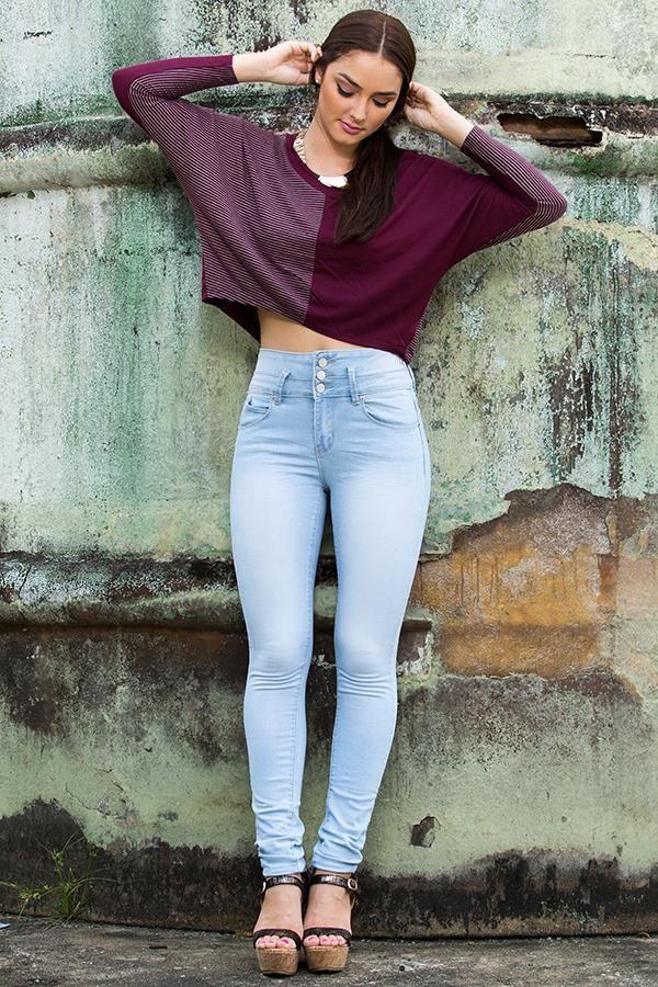 Better Curves High Rise #Jean #love #fashion #girls