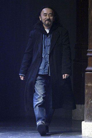 Yohji Yamamoto - Autumn/Winter 2006-7 Menswear