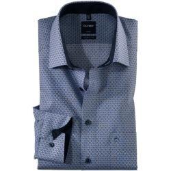 Photo of Olymp Luxor Shirt, moderne Passform, New Kent, Nougat, 46 Olympolymp