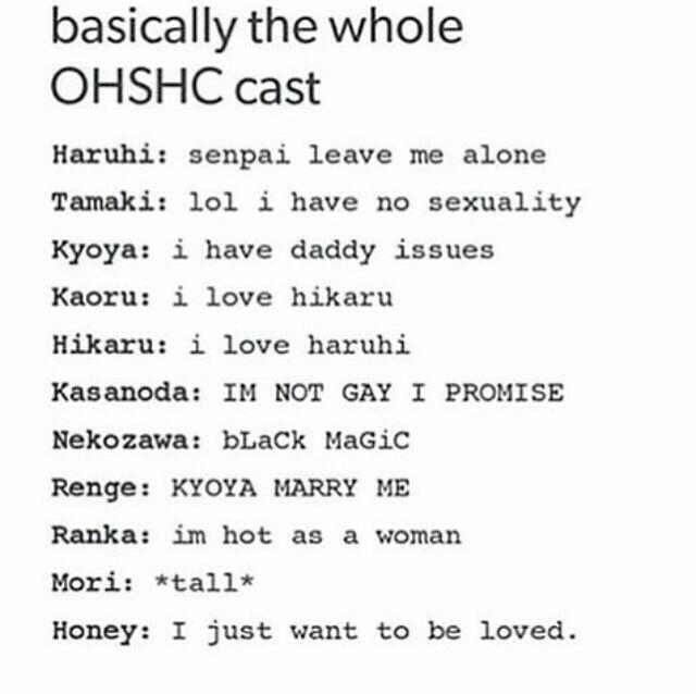Haikyuu Manga Host: Yaoi Is AWESOME! - Mori X Honey