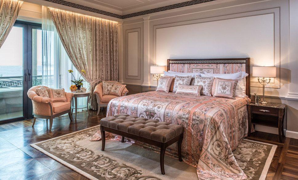 Deluxe Versace Room City View Luxury Rooms Palazzo Versace