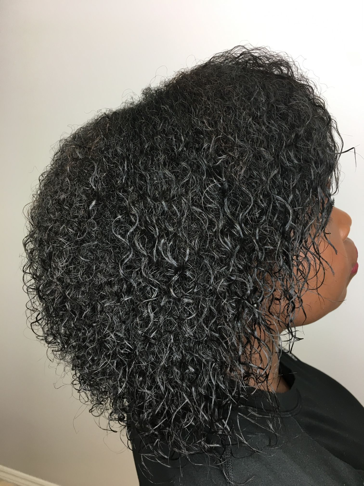 How To Make Your Natural Curls Pop Wash And Go Type 3c 4a Curly