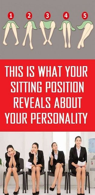 WHAT DOES YOUR SITTING POSITION TALK ABOUT YOUR PERSONALITY?! WHAT DOES YOUR SITTING POSITION TALK ABOUT YOUR PERSONALITY?!