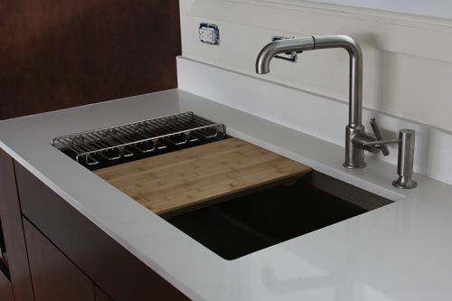 The House Milk Kitchen Project: Sink And Faucet | Design Milk