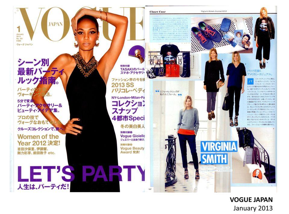 Myriam Schaefer Vogue Japan 2013