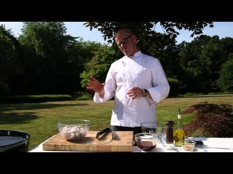 Heston's Barbecue chicken wings - Waitrose - YouTube