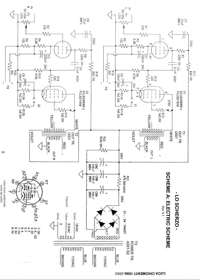 Class Pushpull Tube Power Amplifier Circuit Diagram 2a3a Tech Amplifiercircuitsvacuumtube Amplifiercircuit Find This Pin And More On Audio By Fsolanasmas