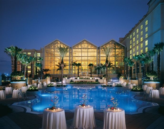 A Beautiful Luxury Hotel