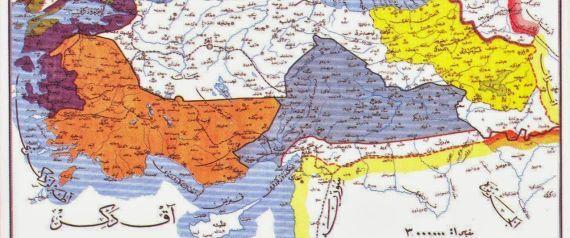 H Τουρκία και η ενδεχόμενη επαναχάραξη των συνόρων στη Μέση Ανατολή