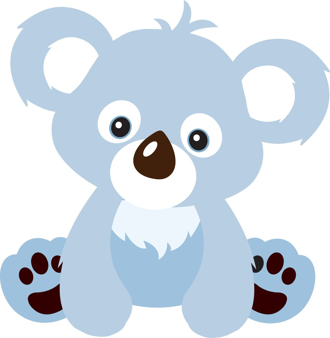 Koala Art And Design : Ppbn designs cute koala http ppbndesigns