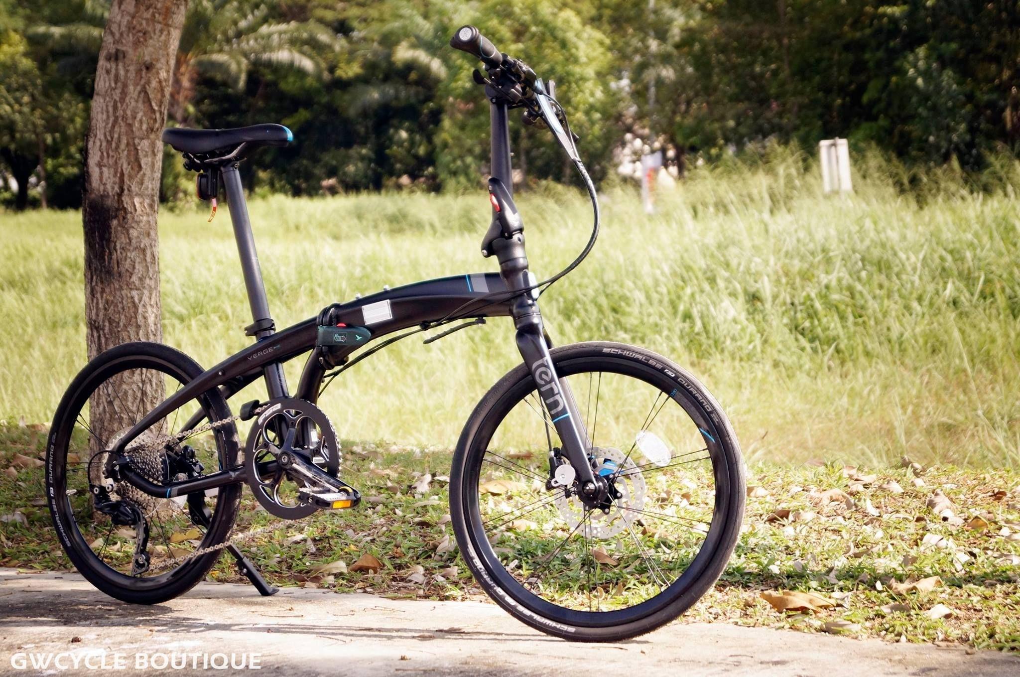 Pin En Folding Bike