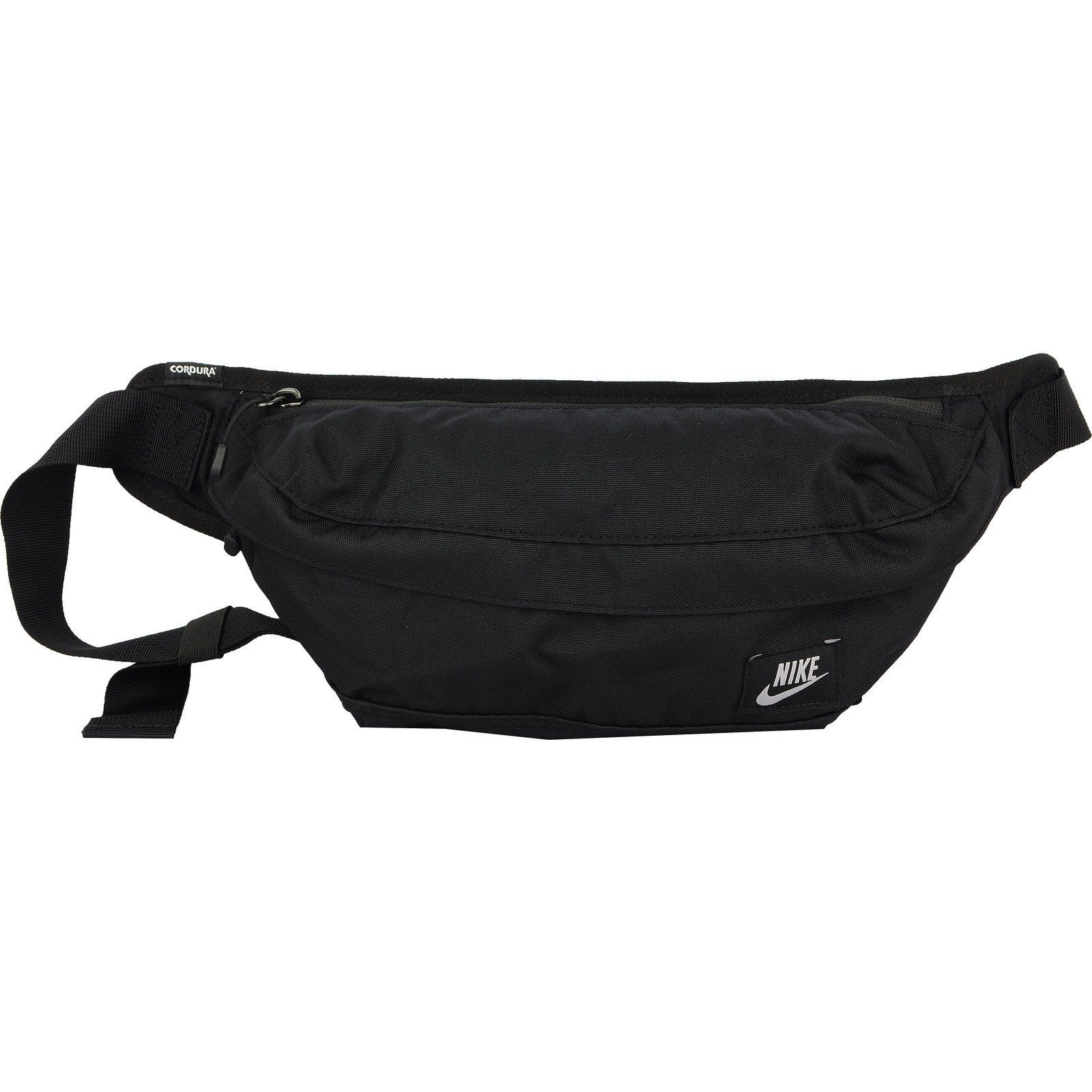 a0be107b14b Amazon.com  NIKE HOOD Cordura Fanny Waist Pack (Black)  Sports   Outdoors