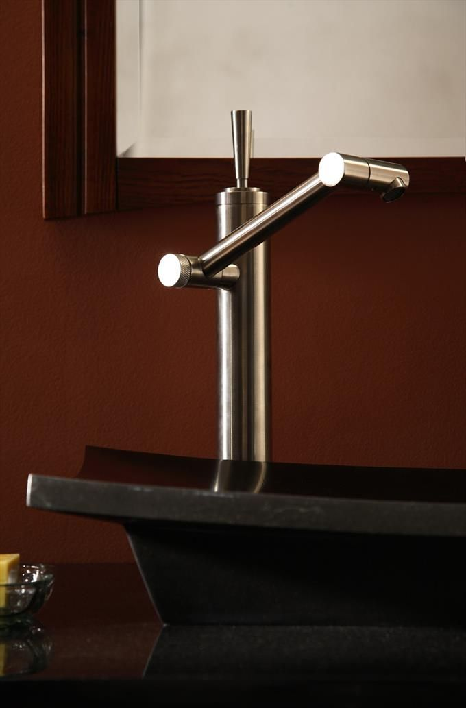 Xylem Bathroom Stainless Stell Faucet | FAUCET PHENOMENA | Pinterest ...