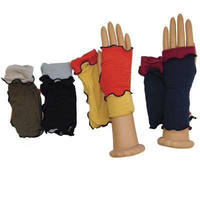 to add to my fingerless glove collection