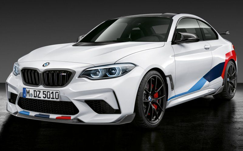 Wallpaper 2018 Bmw M2 Competition M Performance Accessories In