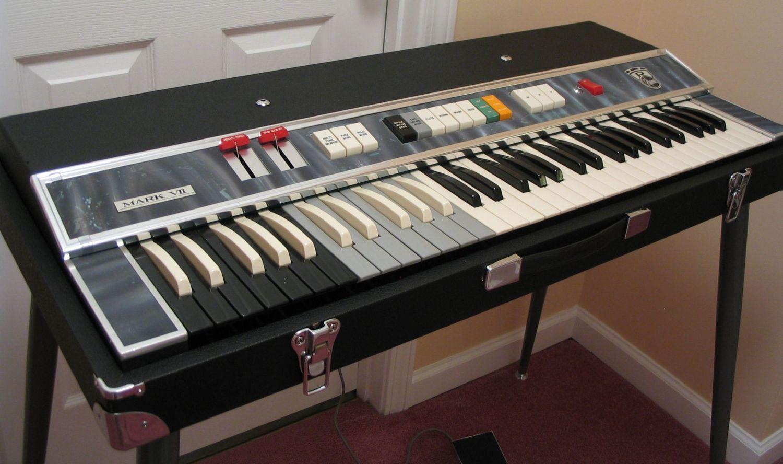 rheem mark vii electric organ vintage audio music production in 2019 bass guitar kit. Black Bedroom Furniture Sets. Home Design Ideas