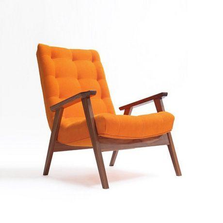 retro armchair - Retro Chairs
