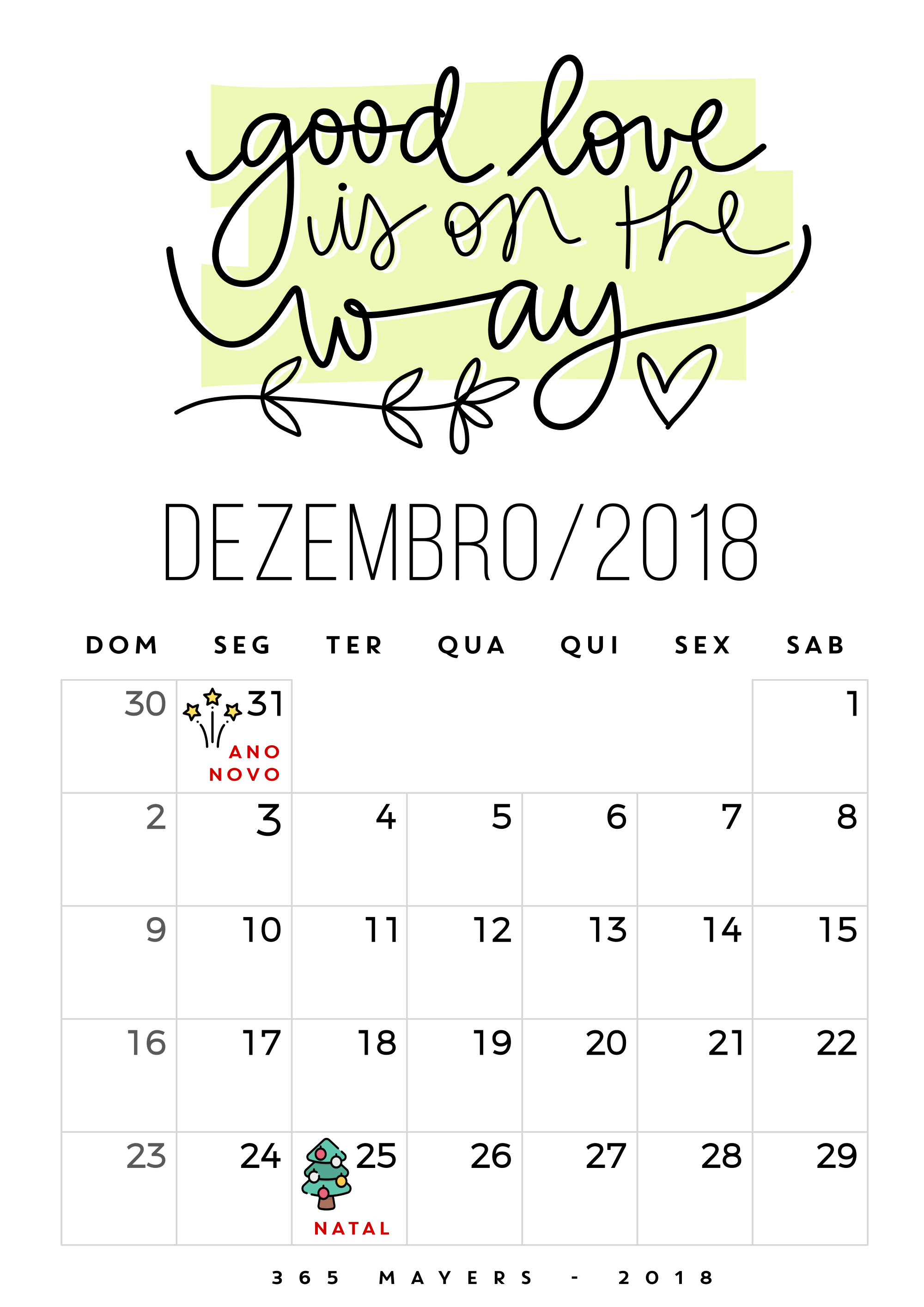 Calendario 365.Calendario 365 Mayers 2018 2 John Mayer John John