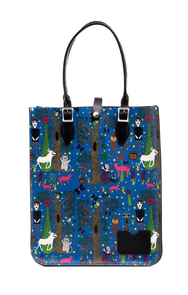When Brennan & Burch caught our eye with their fantastically bright and punchy designs, we just had to find out more. They list amongst their clients and collaborations Paul Smith, Hotel Pelirocco and the Leather Satchel Co.