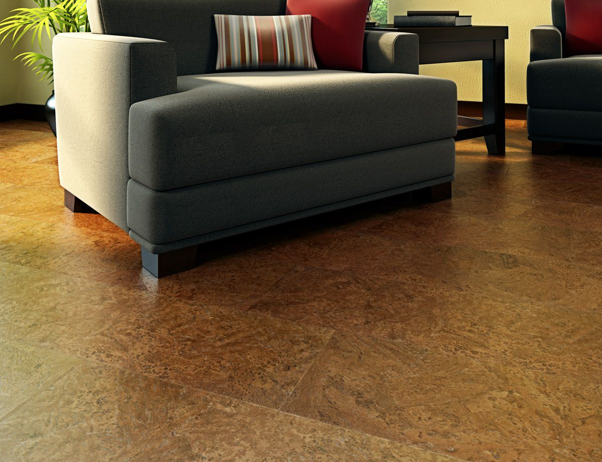 Cork Is More Durable Than Hard Wood Easy To Clean Just Sweep And