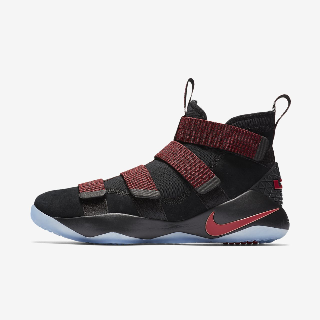 Nike LeBron Soldier 11 Black and Gold For Sale