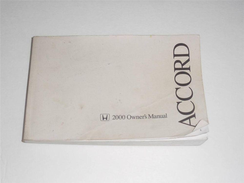 2000 honda accord owners manual book guide owners manuals pinterest rh pinterest com 2000 honda accord owners manual pdf 2000 honda accord coupe owners manual pdf