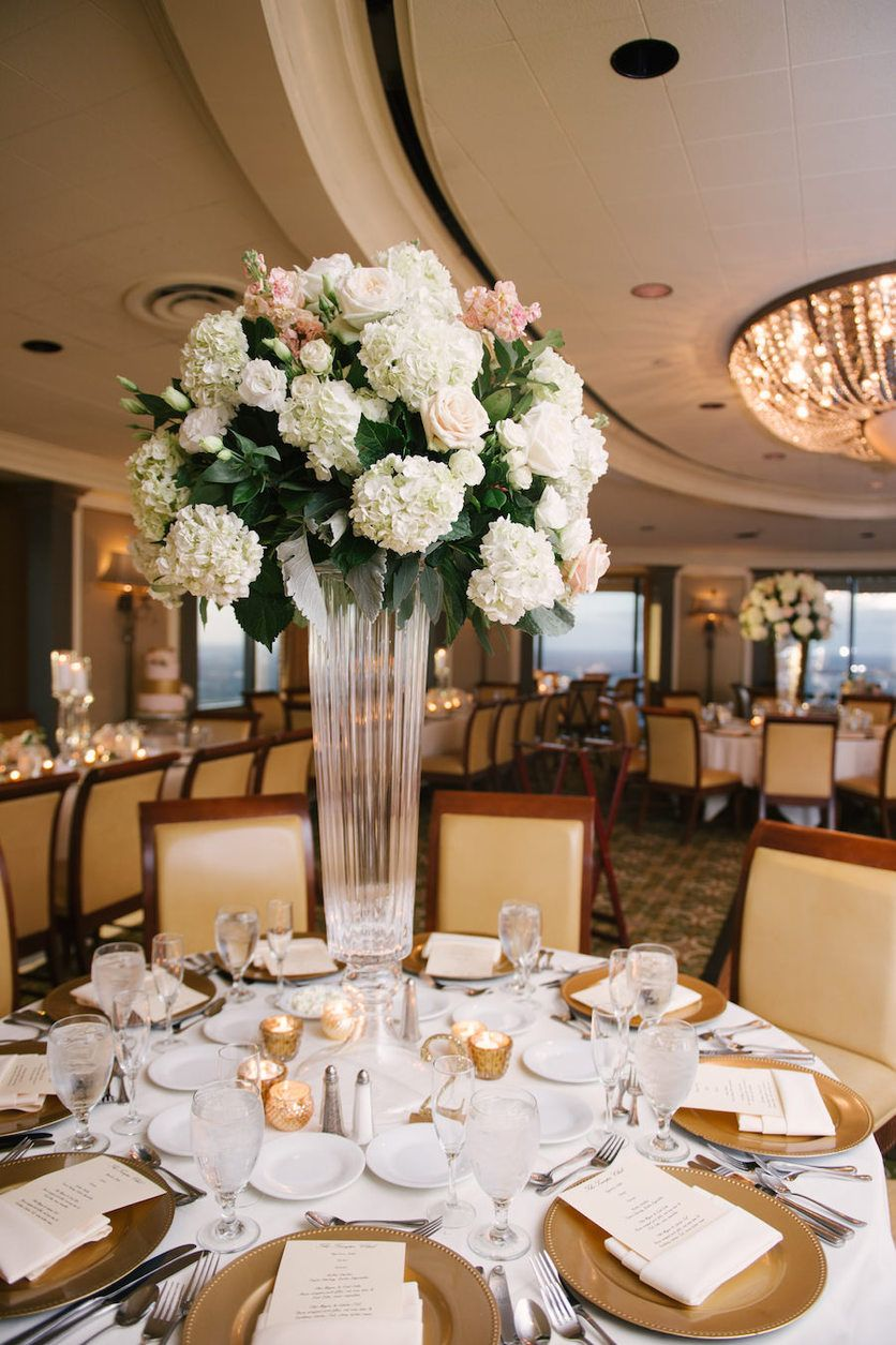 0e7890cb45d Elegant, Rose Gold and Champagne Downtown Tampa Wedding | Hmmm ...