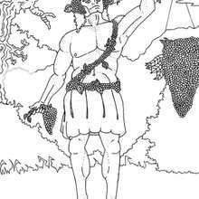 GOD DIONYSUS Coloring Page   Coloring Page   COUNTRIES Coloring Pages   GREECE  Coloring Pages