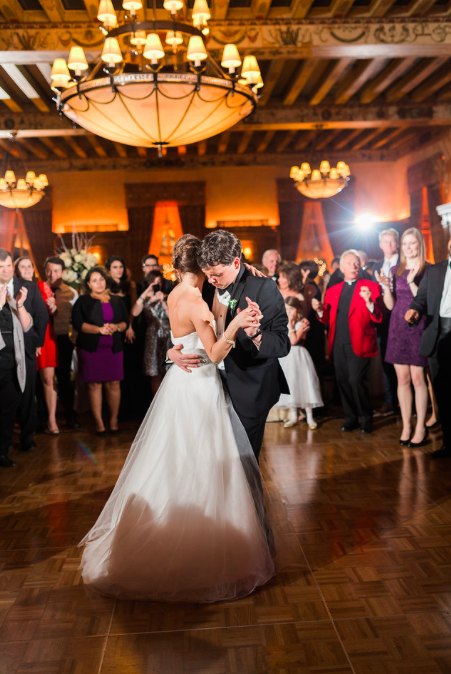 Elegant First Dance C Abby Rose Photo I Stumbled Into Shooting Weddings Almost By Accident With Images Wedding Photography Poses Wedding Photography Winter Wedding
