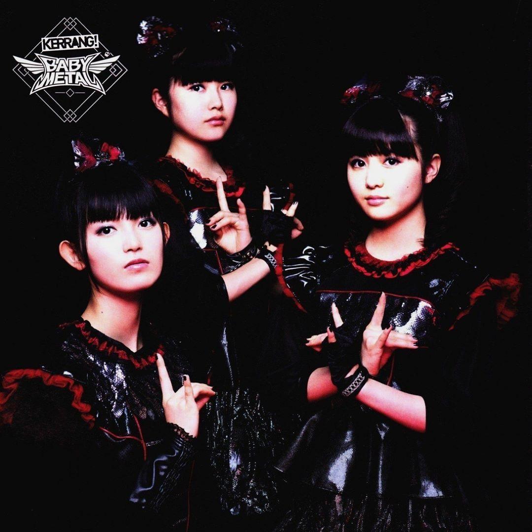 2016 Moametal Moakikuchi Moa Babymetal Sakuragakuin Sumetal Yuimetal Metal Rock Pop Cute Kawaii Girl Japan Moa Kikuchi Yui Instagram