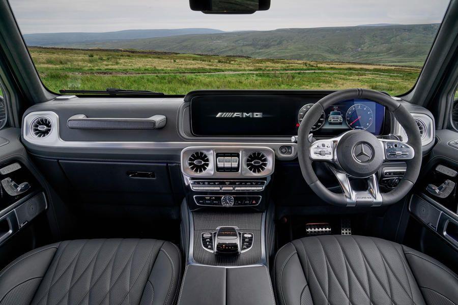 Mercedes Amg G Class G63 2018 Uk Review Autocar Mercedes Amg G Class Mercedes Benz Suv