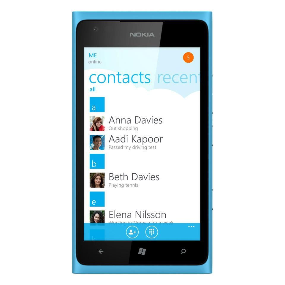 Big news about Skype for Windows Phone. The beta app is