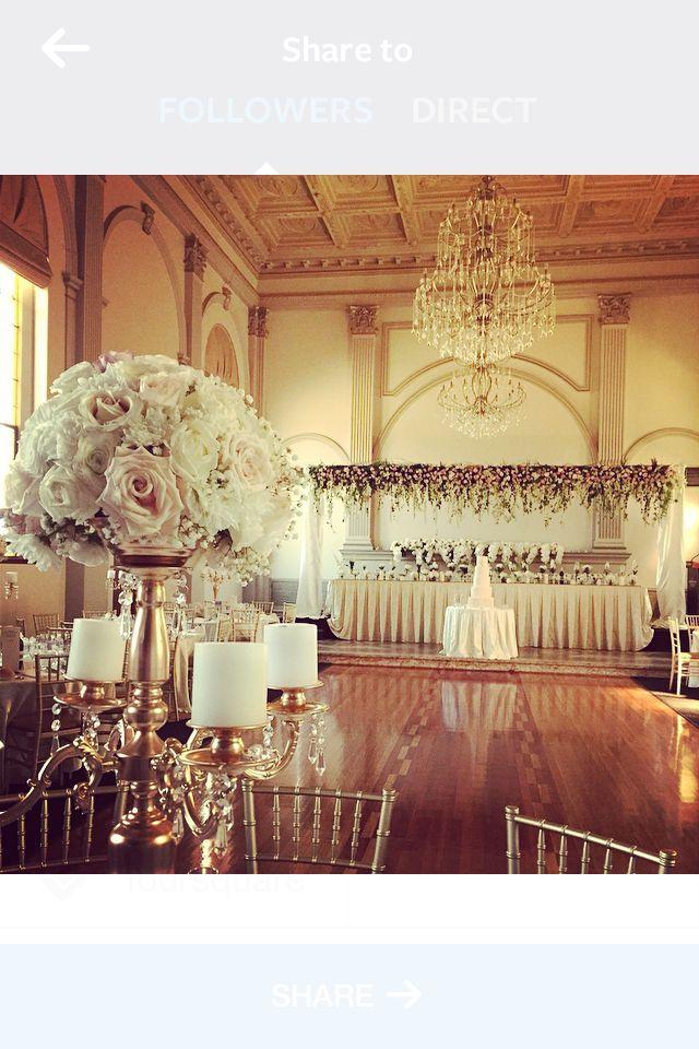 Curzon Hall Banquet Room Reception Venues Banquet Hall Event
