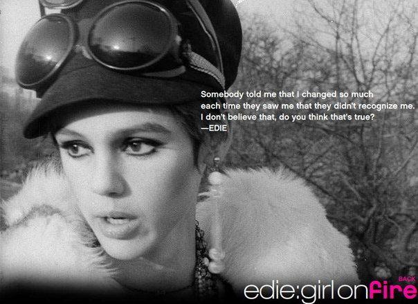 I love Edie.
