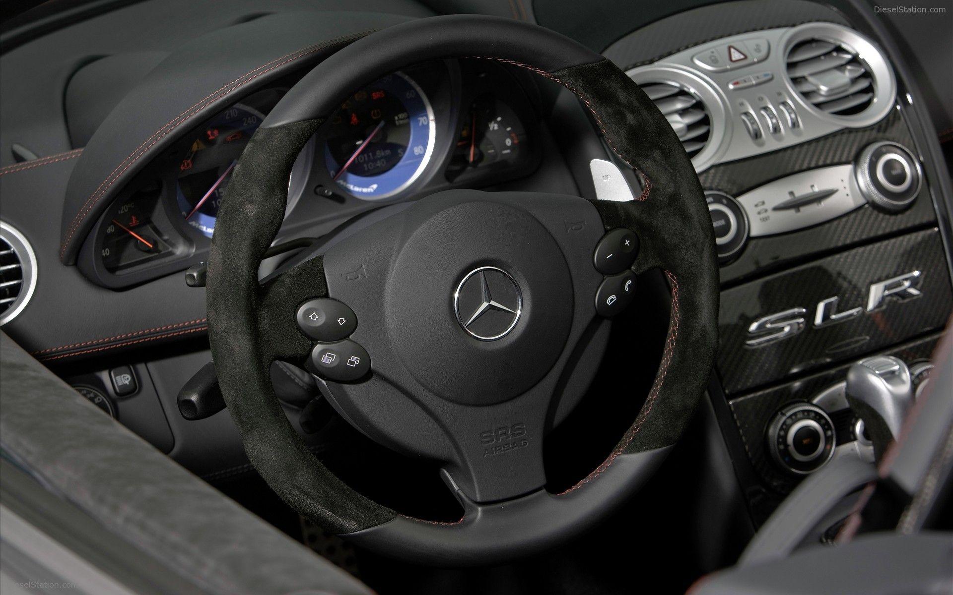 2009 Mercedes Benz Slr Mclaren Roadster 722 S Slr Mclaren