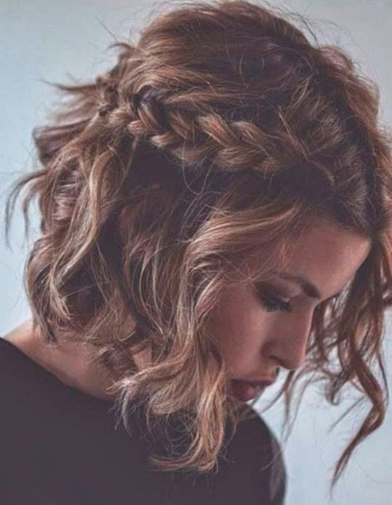Coiffure simple demoiselle duhonneur curly hair pinterest hair