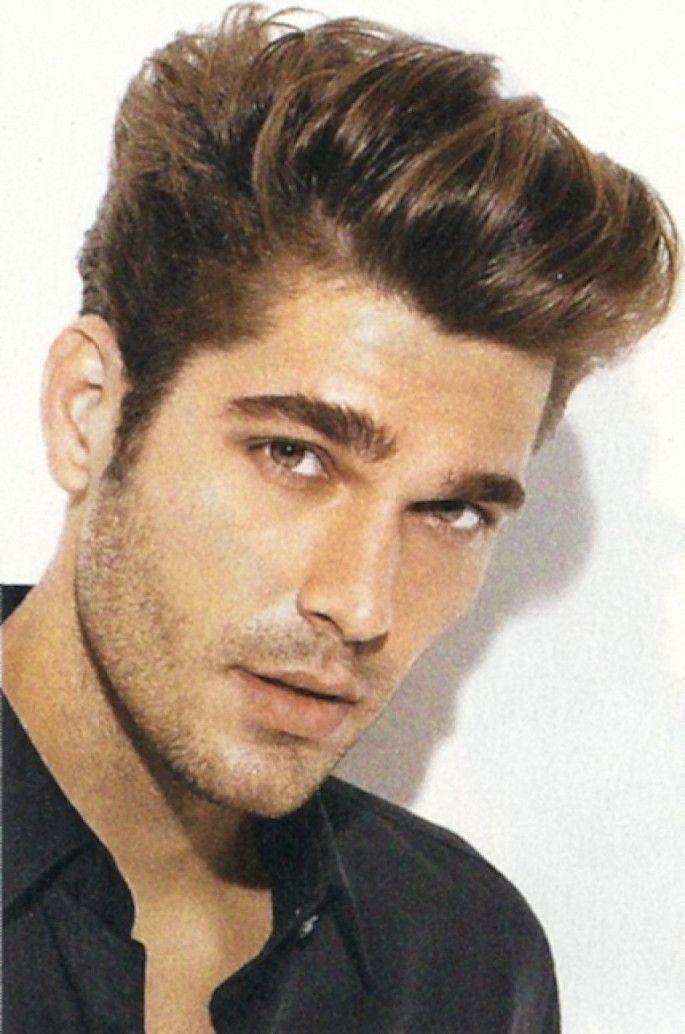 Long On Top Short Sides And Back Hair Fade Medium Length Men S Hairstyles Mens Hairstyles Medium Mens Hairstyles Short Long Hair Styles Men