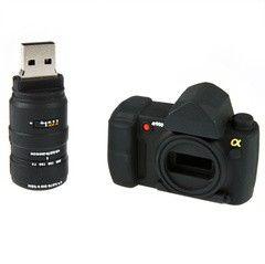 Pendrive Cámara de Fotos 4 GB