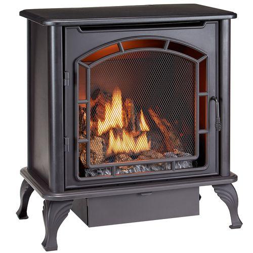 TSTAT | Gas stove