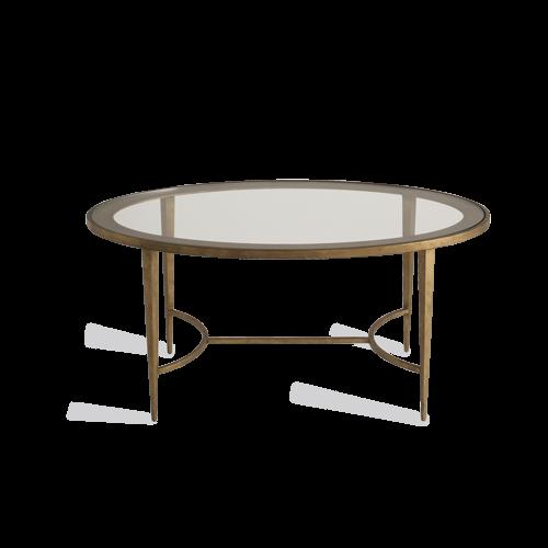 Porta Romana Cft11 Salvatore Oval Coffee Table French Brass With Clear Glass Top Muebles De Bricolaje Centros De Mesa Muebles