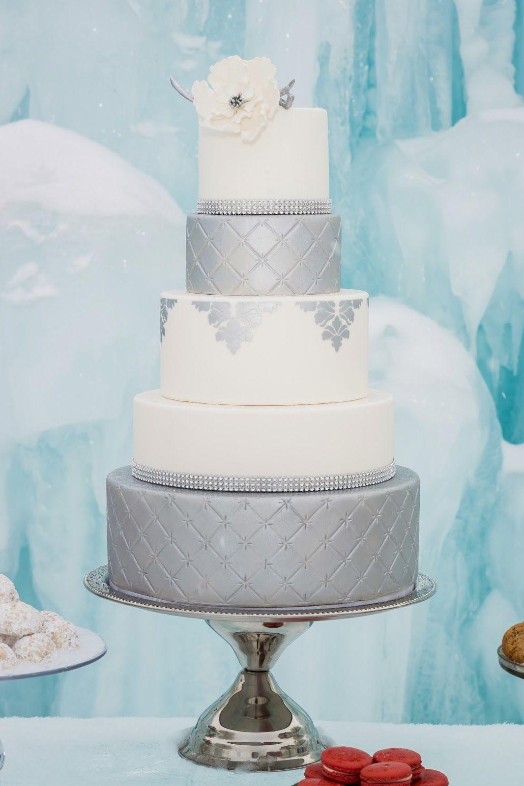 cocoa & fig: A Winter Wonderland   Winter wedding colors ...