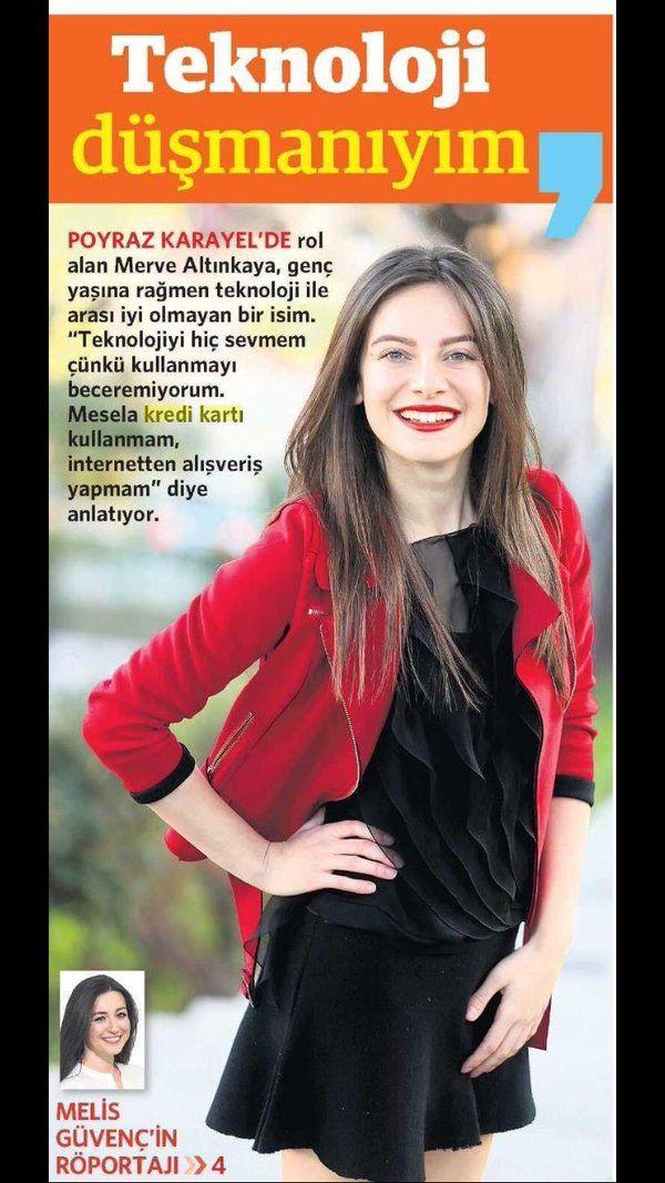 Merve Altınkaya (@MerveAltnkaya) | Twitter | HOOLLYWOOD