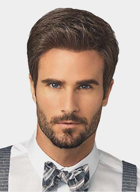 Short Hairstyles For Men With Thinning Hair 2018 2019 Men Hairs