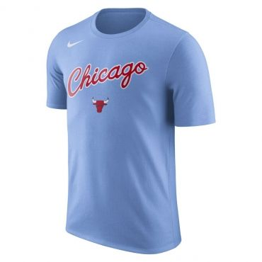 37be5678f29 Nike NBA Chicago Bulls City Edition Dri-Fit Tee