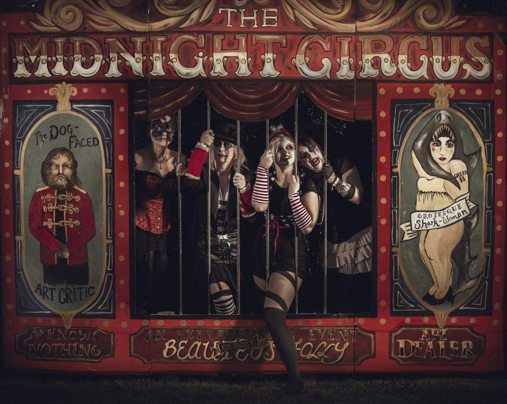 Some Goings On In Tauranga Scary Circus Halloween Circus Creepy Circus