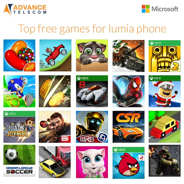 Bored? No problem! Choose from a variety of free games