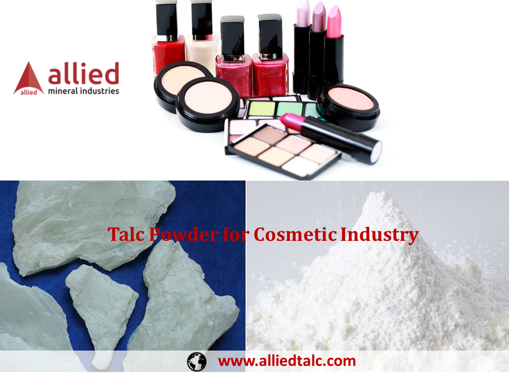 Talc Powder for Cosmetic Industry is a versatile