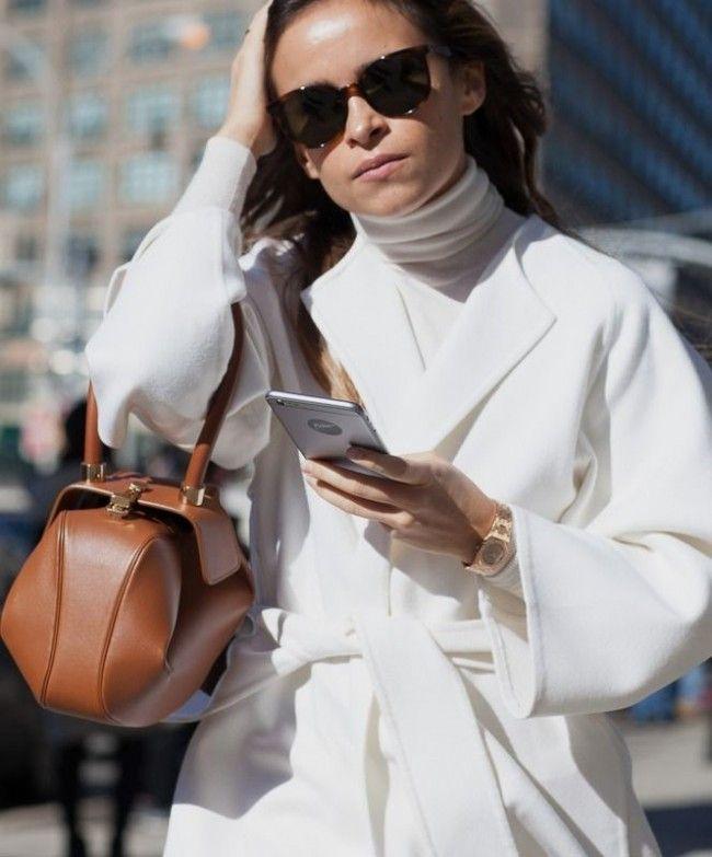 83609f41210 Gabriela Hearst Nina Bag | The Best Bags of NYFW Fall 2016 Street Style |  PurseBlog #gabriela